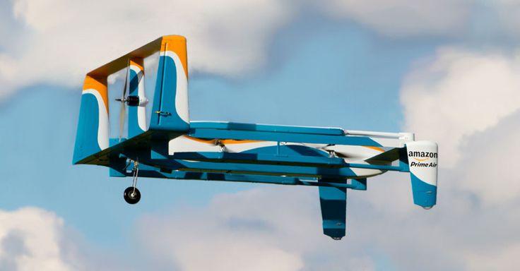 Amazon reveals Prime Air drone flight footage with Jeremy Clarkson explainer
