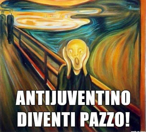 Munch...Juventino!