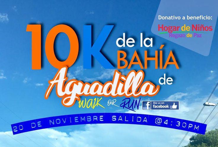 10k Bahía de Aguadilla Walk or Run #sondeaquipr #10kbahiaaguadilla #aguadilla #paseolarealmarina