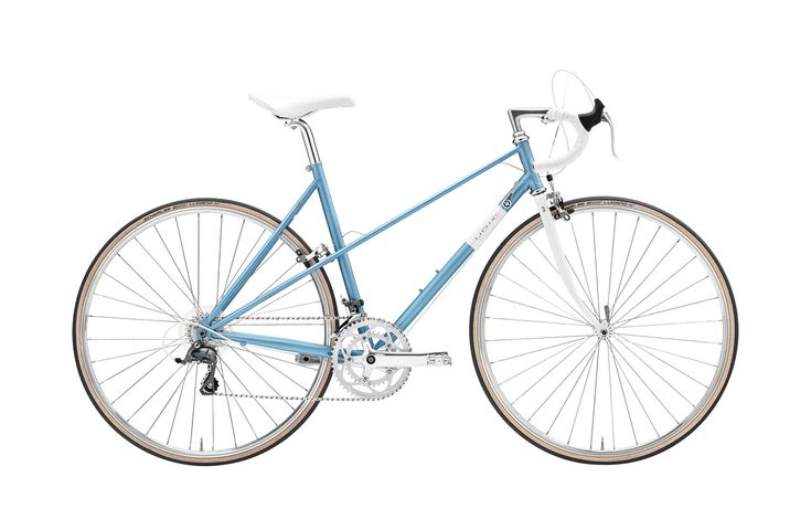 CREME Echo Lady Solo Mixte 16 speed 2016 - Rider-Store - Die ganze Welt der Bikes & Parts - Mountainbikes, MTB Rahmen und Mountainbike Zubehör von namhaften Herstellern wie Ghost, Pinarello, Yeti, Niner, Mavic und Fox