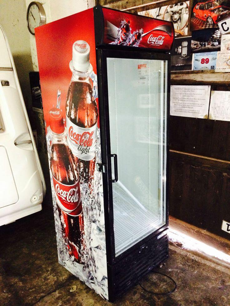 Coca Cola Kühlschrank in Haushaltsgeräte, Gefriergeräte & Kühlschränke, Kühlschränke | eBay