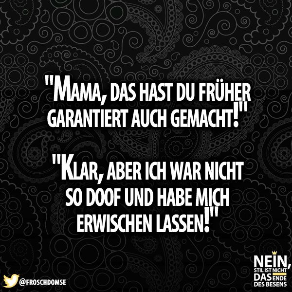 ;) #CooleMum #Kinder #Sprüche #LachenIstGesund #besenstilvoll