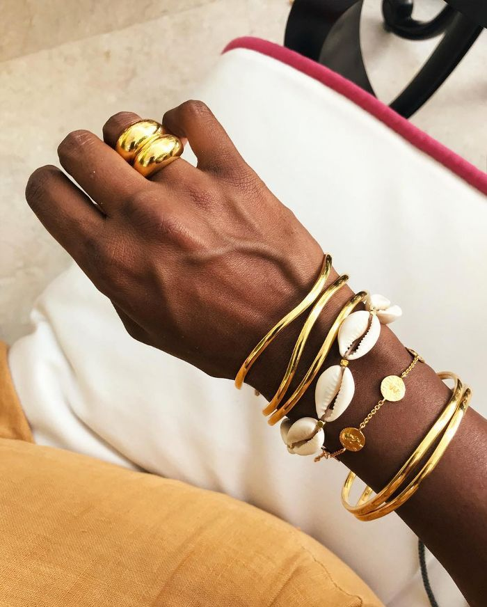 Awesome The Simple Jewellery Trends That Make Any Outfit Look So 2019