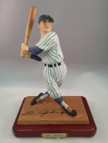 Lou Gehrig Statue