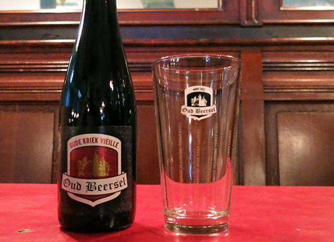 Oude Kriek (6,5%) - Oud Beersel (Beersel)