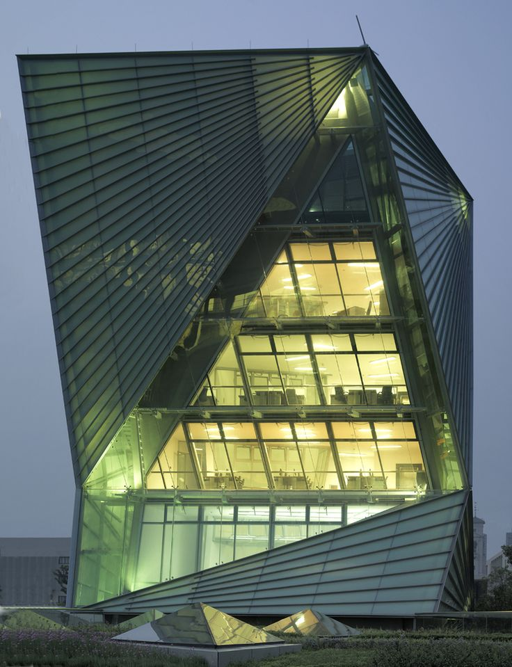 Centre for Sustainable Energy Technologies Mario Cucinella Architects S.r.l.