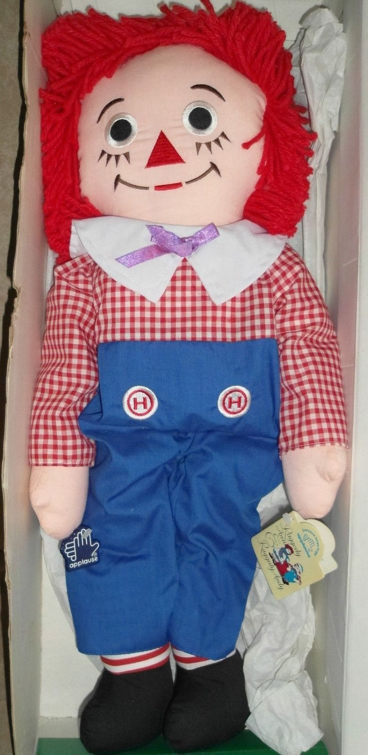 418 best raggedy ann u0026 andy collections images on pinterest