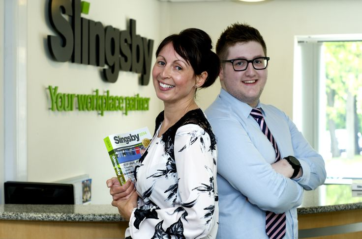 Tobias was an advanced apprentice in Customer Service who gained employment at Slingsby. HR & Payroll supervisor Morag Tearne, says: 'The process from picking up the phone to hiring an apprentice was really straight forward. The College were really attentive to our needs and it shows as the candidates that we have taken on have really proven themselves in a business setting'.