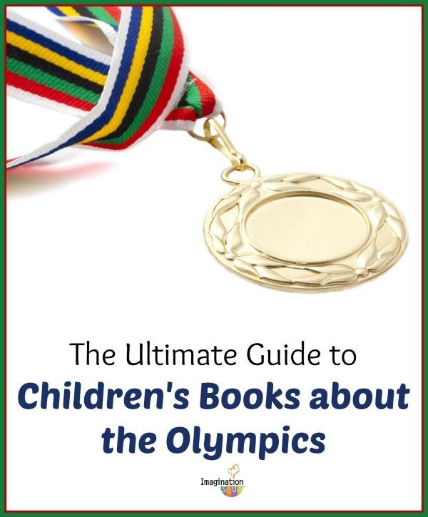 Childrens Book about the Olympics The Ultimate Guide to Kids Books about the Olympics