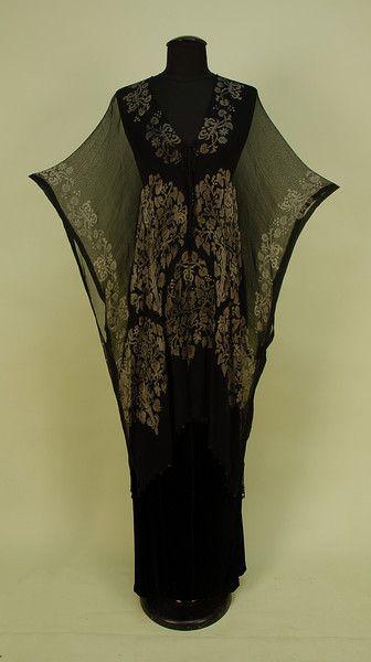 1920s tunic