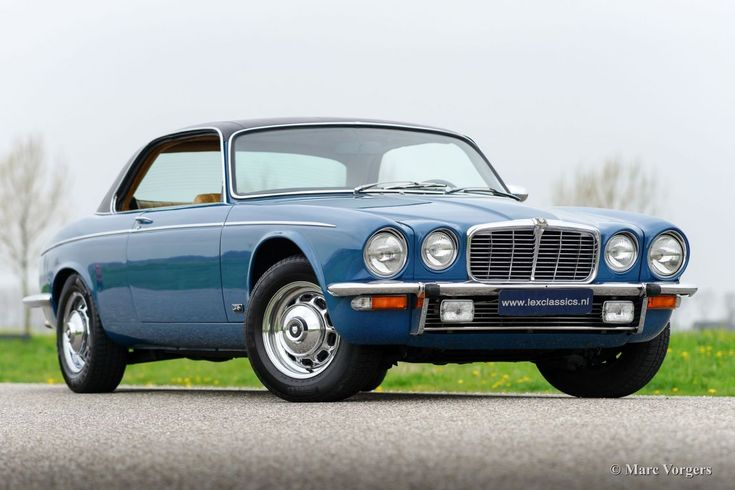 Jaguar XJ6 Coupe, 1978 - Welcome to ClassiCarGarage