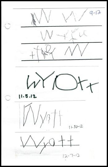 97 best SCHOOL / Handwriting images on Pinterest