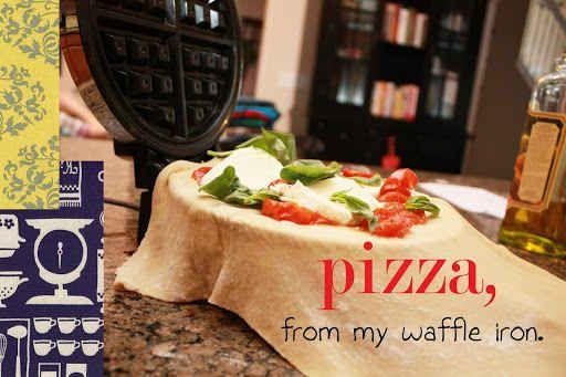 Waffle Pizza