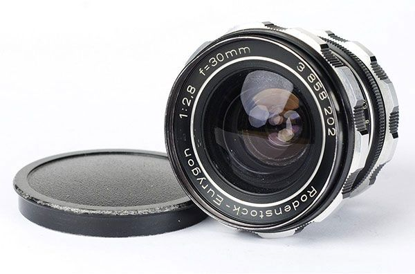 Zoom lenses - What do the zoom numbers mean?