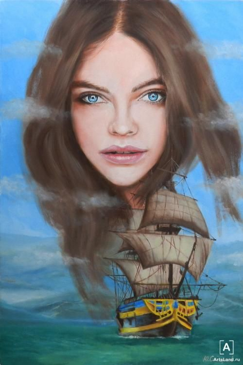 Барбара Палвин и ее сон о море