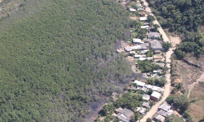 Construções irregulares em Guaratiba ameaçam última grande área de manguezal do Rio - Jornal O Globo