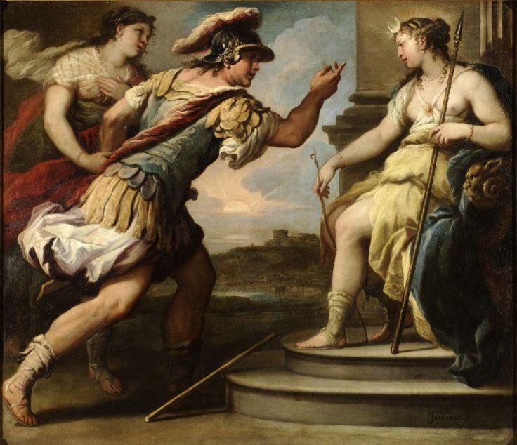Cephalus and Procris, Luca Giordano