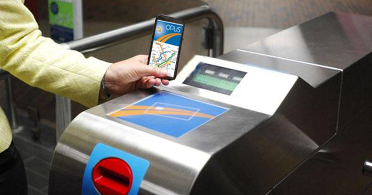 You'll Soon Be Able To Pay For The Bus And Metro With Your Phone In Montreal - MTL Blog