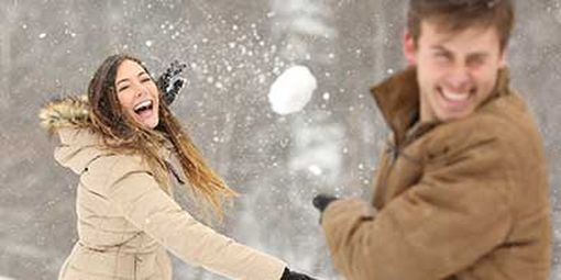 We All Love A Good Snowball Fight - Take A Look At Yours!