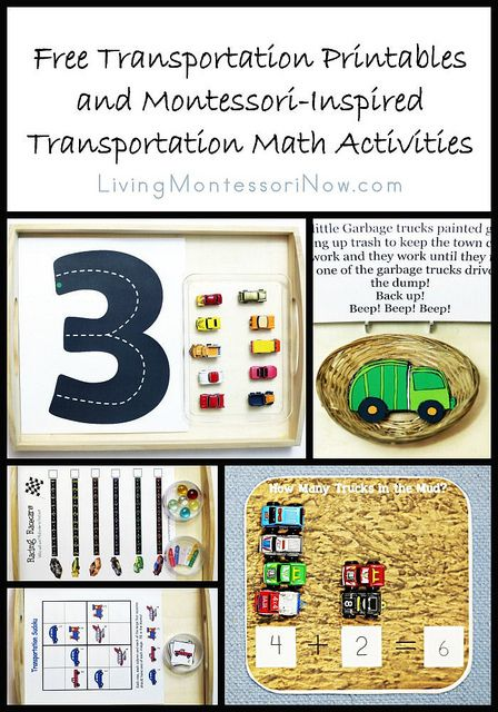 41 best Transportation Theme images on Pinterest | Preschool themes ...