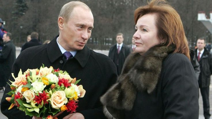 Vladimir Putin: the mysterious love life of Russia's president ...