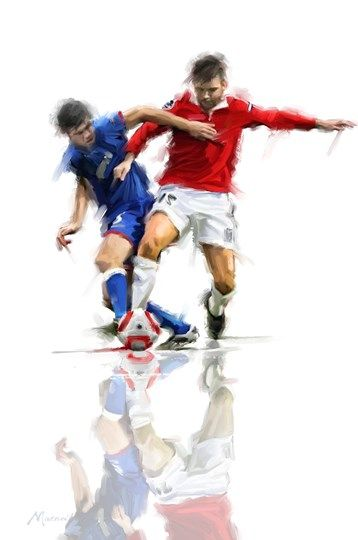 Football Players 1