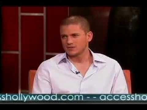 #WentworthMiller #interview #PrisonBreak around 2006