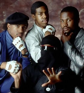 UTFO (Untouchable Force Organization), American old school hip-hop group, consisting of the Kangol Kid, the Educated Rapper aka EMD, Doctor Ice, & Mix Master Ice. They are best known for the hit Roxanne, Roxanne, a widely-acclaimed hip-hop classic, which inspired the most answer records in history, most notably Roxanne Shanté's Roxanne's Revenge (which incited 'The Roxanne Wars'). Their song was also the 1st hip-hop song to sample a breakbeat (Billy Squier's The Big Beat).
