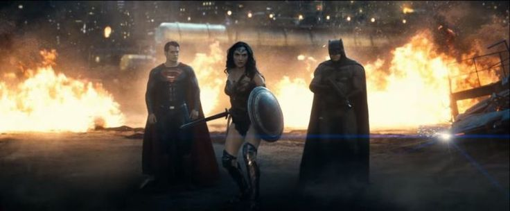 Super Man, Wonder Woman and Batman. Justice League movie cast, trailer, release date, plot and ...