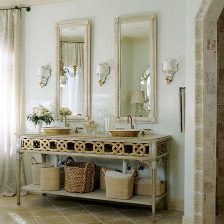 .Bathroom Design, Bathroom Mirrors, Powder Room, Guest Bathroom, Consoles Sinks Bathroom, Barry Dixon, Bathroom Vanities, Interiors Design, Bathroom Ideas