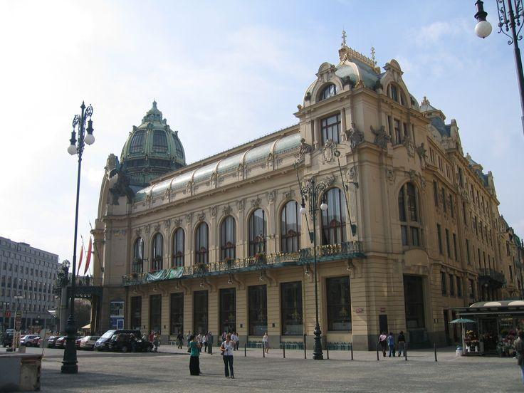 Bratislava building