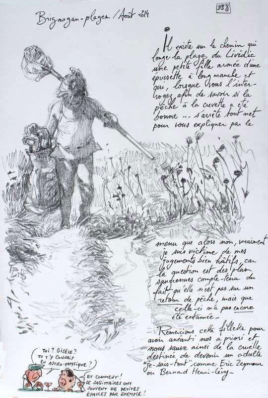 Une Bretagne par les Contours / Brignogan-plages  22/10/2014