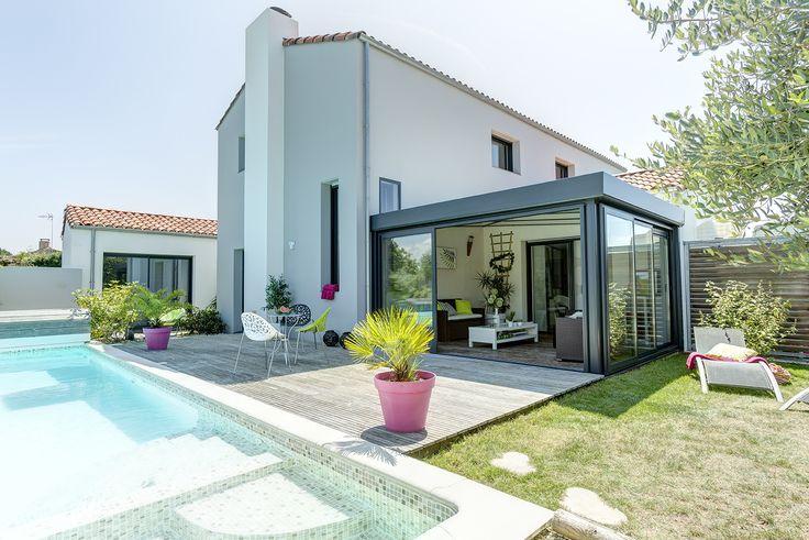 Best 25 veranda aluminium ideas on pinterest pergola aluminium pergola en - Pergola en kit aluminium ...