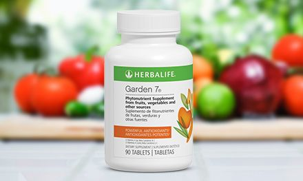 Are you eating enough fruits and vegetables? Garden 7® contains antioxidant Vitamins A (as beta-carotene) and C that help support the immune system,* and delivers 7+ phytonutrients like those found...