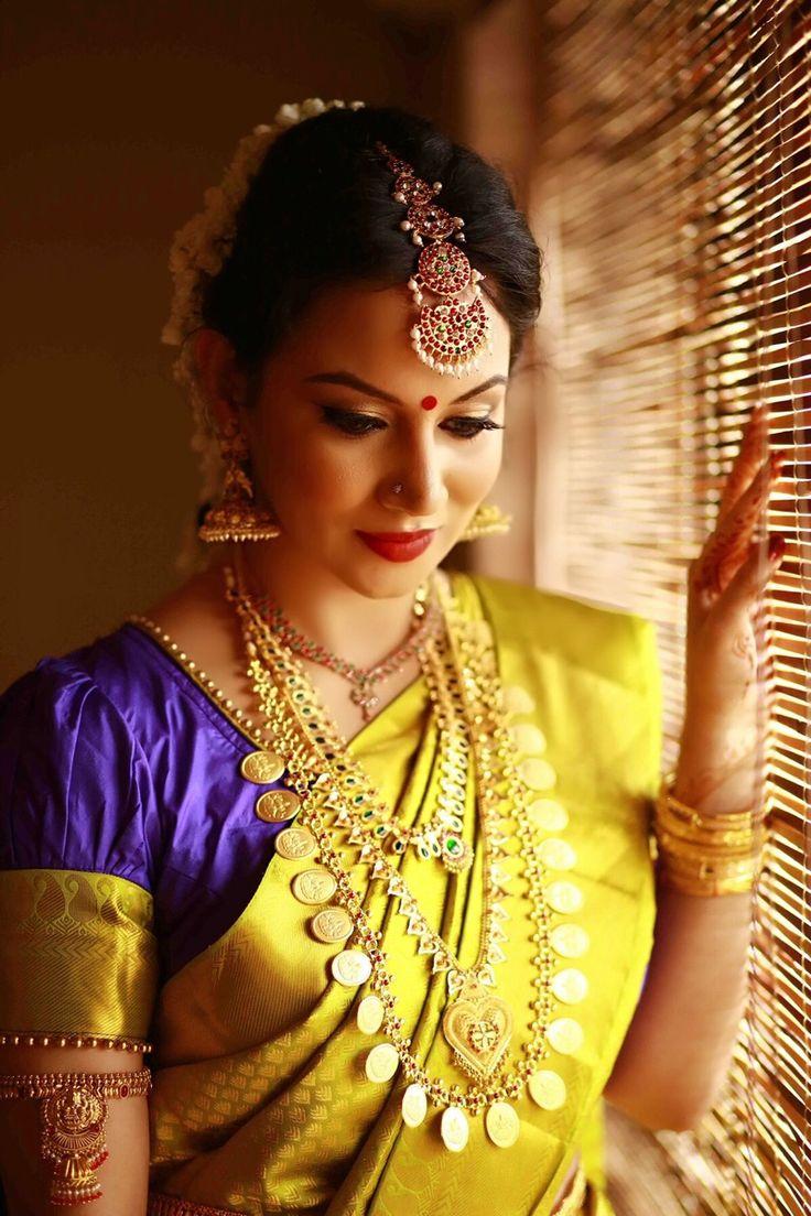South indian bride, wedding, anjalli sukumaran