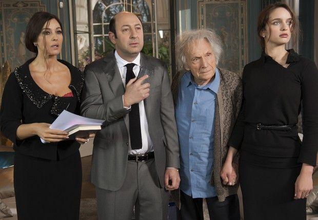 Dramas familiares e humor negro dão o tom em Aconteceu em Saint-Tropez, novo filme de Danièle Thompson (Foto: Divulgação)