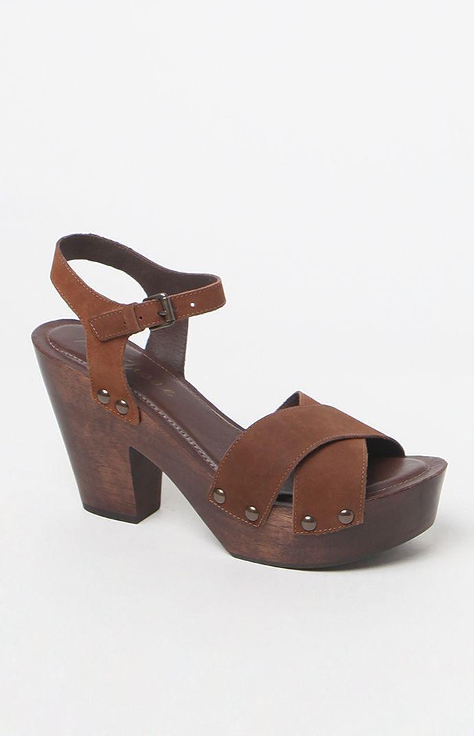 Jackie Clog Sandals