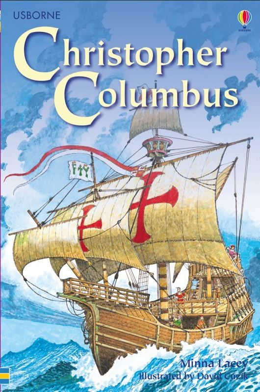 Great book for learning more about Christopher Columbus.