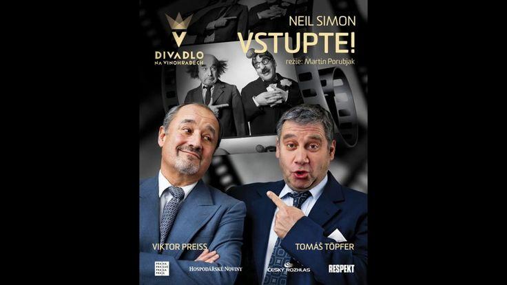 Neil Simon   -  Vstupte! - Rozhlasová hra - česky