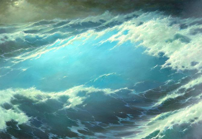 Sea Art by George Dmitriev - AmO Images - AmO Images