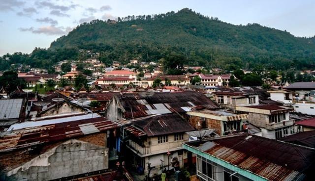 Melihat Indahnya Sawahlunto Kota Yang Baru Saja Dinobatkan Sebagai Situs Unesco Dunia Borobudur Dunia Indonesia