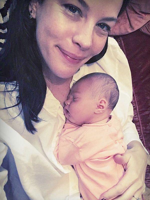 Liv Tyler Shares Sweet Snapshot of 'Beautiful' Newborn Daughter: 'LittleLula!' http://celebritybabies.people.com/2016/07/21/liv-tyler-shares-new-photo-of-daughter-lula/