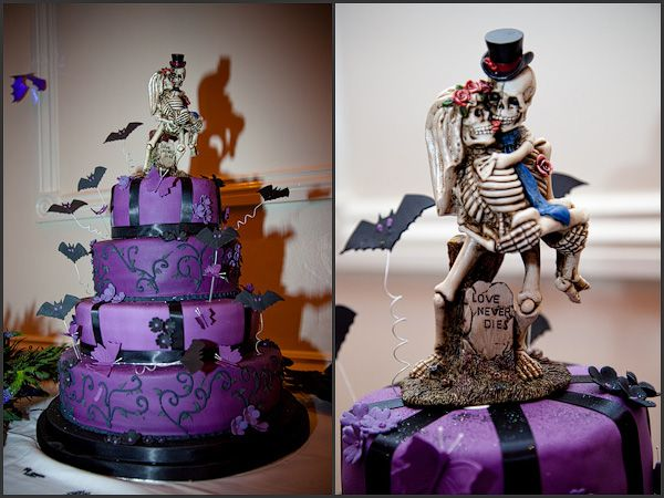 17 Best 1000 images about Halloween wedding ideas on Pinterest