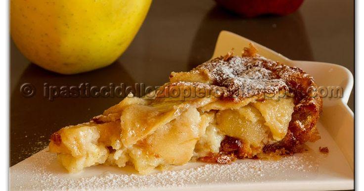 I Pasticci dello Ziopiero: Delicatezza di mele (non chiamatela torta di mele!!!)