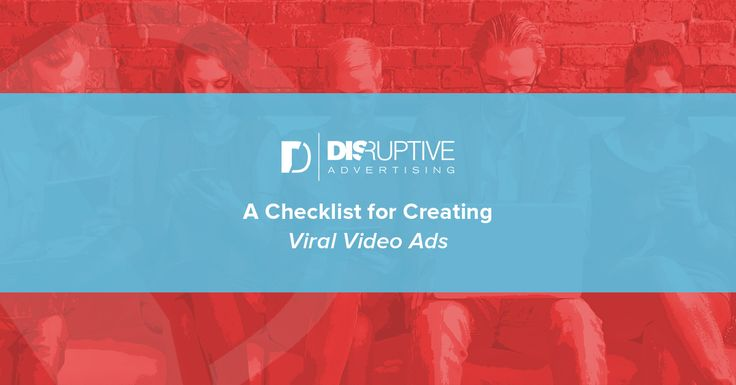 A 6 Step Checklist For Creating Viral Video Ads Step Checklist - creating checklist