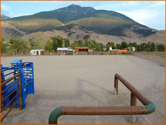 Roping arenas | roping arena