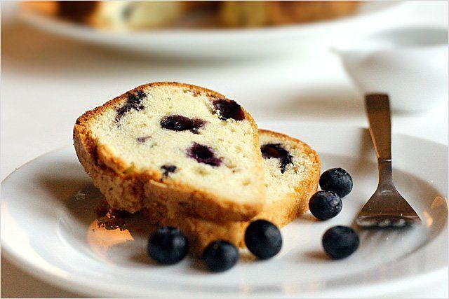 Simply recipes blueberry pound cake