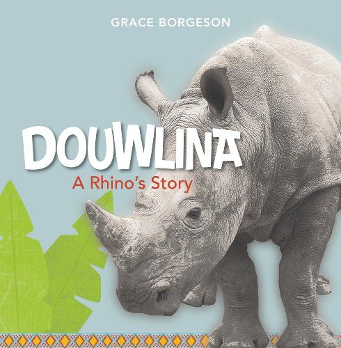 This is the true story of Douwlina, a white rhino from South Africa. I enjoyed this book because I liked what the author had to say against poaching. The author wanted to share Douwlina's story to stop the practice of poaching. I think that's a nice message. The author also included lots of facts about rhinos. I found it interesting that the word rhino means nose and ceros means horn. Review by Cameron H., age 6, New Mexico Mensa