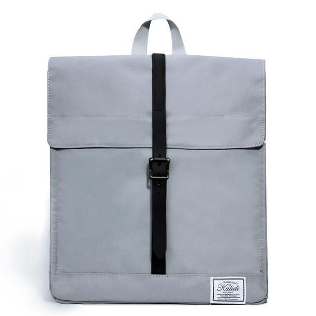 Retro Design Waterproof Laptop Backpack for Women