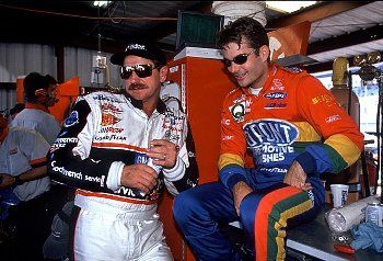 Earnhardt, Sr & Gordon